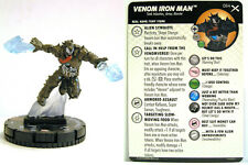 Heroclix - #064 Venom Iron Man Chase Rare - Earth X