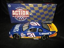 Action 1:24 car Mike Skinner #31 Lowe's 1998 Chevrolet Monte Carlo 1/6,000