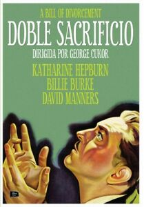 DOBLE SACRIFICIO - A Bill Of Divorcement