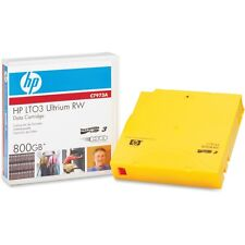 HP Lto-3 Ultrium RW 800gb Data Cartridge C7973A -