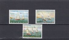 a109 - MOZAMBIQUE - SG620-622 MNH 1973 RACING DINGHIES