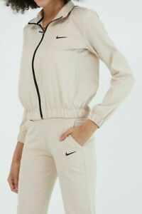 NIKE Damen Trainingsanzug Sport Jogger Jogginganzug Sweatshirt Nike Anzug XS-XL