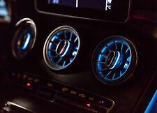 12 color RGB Retrofit LED  light Air Vent purifier For Mercedes CLA C117 13-2018