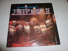 Speed Kills II - Original 1986 UK Under One Flag 12-track LP