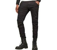 BNWT lovely G-STAR 5620 3D super slim Men's Jeans - size W33 L34 - Black