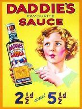 di Daniele Marrone SALSA vecchio vintage pubblicità cibo cucina gadget