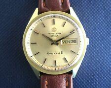 Favre Leuba Harpoon II Vintage Mechanical Automatic Men's Watch FL 1134 Caliber