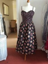 Laura Ashley Summer/Beach Original Vintage Dresses for Women