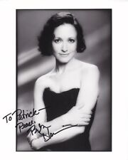 BEBE NEUWIRTH Autographed Signed Photograph - To Patrick