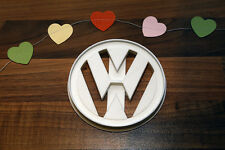 Vw cookie cutter, vw badge, vw logo cookie cutter-diamètre 90mm volswagen logo