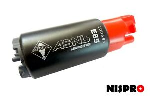 ASNU Fuel Pump 330E E85 compatible R35 GTR and more