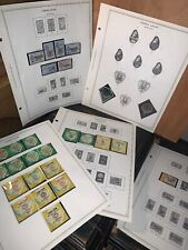 Sierra Leone 1964 World's Fair Stamp's & Others 27 Total Stamps!