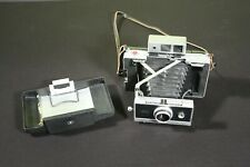 Vintage Polaroid 250 Automatic Land Camera, Cold Clip and Case