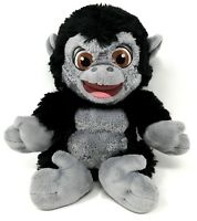 "Disney World Babies 10"" Tarzan Black Ape Plush Gorilla Monkey Stuffed Toy Animal"