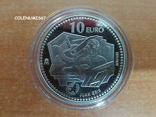 10 EURO ESPAÑA SPAIN SPANIEN 2012 - JUAN GRIS - PLATA SILVER SILBER