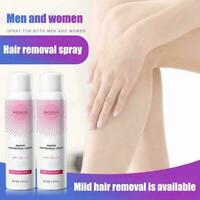 120g Natural & Painless Hair Remover Mousse Spray women Z0N6