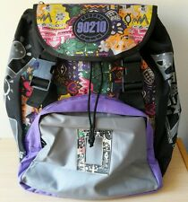 Zaino Scuola Beverly Hills 90210 Telefilm Unico al Mondo Bag Retro Anni 90 Case