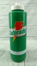 Green Gatorade Sports Squirt Water Bottle