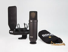 Rode NT1 KIT NT-1 Microphone Recording Bundle Pack OPEN BOX SPECIAL!