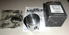 Pistón de potencia Vertex Italkit zu Puch Gilardoni 47mm cilindro ciclomotor &