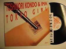 """TOSHINORI KONDO & IMA """"TOKYO GIRL"""" 12"""" MAXI SINGLE"""
