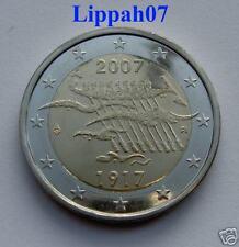 Finland speciale 2 euro 2007 Onafhankelijkheid UNC