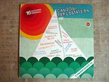 Canzoni per l'estate'84 tre - Cocciante / Oxa / Nannini / Mannoia altri    Lp 33