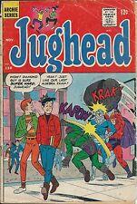 JUGHEAD 138 1966 ISSUE 1949 1st SERIES ARCHIE PUBLICATIONS COMICS G+