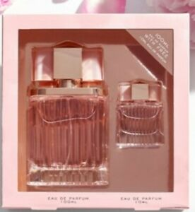 Next Just Pink Perfume 100ml  new sealed Set contains 100ml EDP &  free 10ml ED