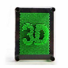Green Neon Pin Art FREE Global Shipping