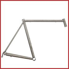 PASSONI TITANIUM FRAME VINTAGE 90s ROAD RACING BIKE OLD PRIMA TOP LIGHTWEIGHT