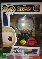 Funko PoP! 286 Thor Glows In The Dark Asia Exclusive
