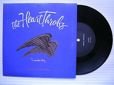 the Heart throbs- I Wonder Why / TRANSPARENT as a Bell ,un peu Indian Record