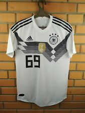 Germany player issue jersey small 2019 climachill shirt soccer BR7313 Adidas