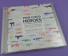 V/A - War Child Heroes CD incl. Elbow, Duffy, Lily Allen - Unused Stock Item!