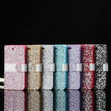 Bling Glitter Diamond Case Cover Wallet Flip Stand  For iPhone 6 6P 7 7P 8 8P