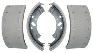 Drum Brake Shoe-Riveted Rear ACDelco Pro Brakes 17381R