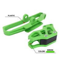 Swingarm Chain Slider With Chain Guard Guide for Kawasaki KX250F KX450F KXF450