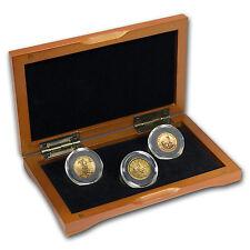 2017 3-Coin 1/10 oz Gold Mini-Sampler Pack for New Investors