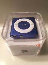 Apple iPod shuffle 2GB MP3 Player Blue 6th Generation MKME2LL/A New Sealed