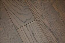 Engineered HDF Brushed Smoky Lacquered Oak Click 127mm wide