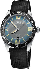 73377074065RS | BRAND NEW ORIS DIVER SIXTY-FIVE 40 MM RUBBER STRAP MEN'S WATCH