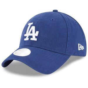 Los Angeles Dodgers New Era 9Twenty Women Blue Adjustable Strap Hat Cap