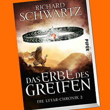 RICHARD SCHWARTZ | DAS ERBE DES GREIFEN | Die Lytar-Chronik 2 (Buch)