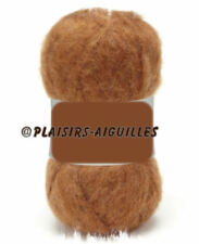 4 pelotes de laine PHIL LIGHT CARAMEL Neuve