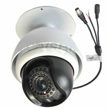 10x  SONY CCD 700TVL Mini PTZ CCTV Dome High Speed  Camera  IR NIGHT VISION