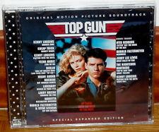 CD BANDA SONORA ORIGINAL TOP GUN NUEVO PRECINTADO