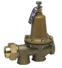 "Watts Lead Free 1/2"" Water Pressure Reducing Valve"