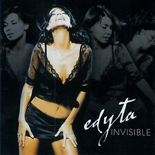 EDYTA : INVISIBLE / CD - TOP-ZUSTAND