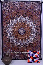 Indian Hippie Star Mandala Throw Wall Hanging Bedspread Tapestry